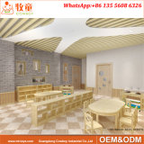 China Solid Wood Kids Classroom Furniture for Preschool