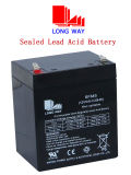 Cars Rechargeable Sealed Lead-Acid Battery
