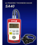 Ultrasonic Thickness Gauge (SA40EZ) Measuring Wall Thickness