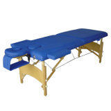 Portable Wooden Massage Table with CE and RoHS (MT-007)