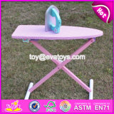 New Products Children Pretend Play Wooden Toy Ironing Board W10d151