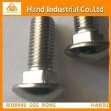 Ss304/316 Square Neck Carriage Bolt