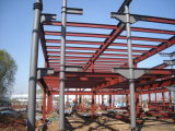 Steel Frame Building with Mezzanine