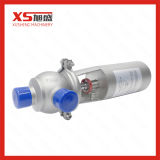 "2"" 50.8mm Stainless Steel Hygienic Single Seat Pneumatic Diversion Valve"