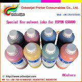 100% Compatible GS6000 Eco-Solvent Inks for Epson GS6000 Printer Eco-Solvent Ink