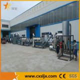 Pet Bottle Flakes Crushing Washing Drying Production Line
