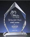 Custom Acrylic Crystal Sport Plexiglass Award Trophy