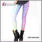 Wholesale Women Print Pants Sexy Digital Print Leggings