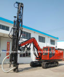 Top-Hammer Integrated Hydraulic Rock Drilling Rig Machine for Mining