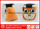 Cheap Plush Graduation Owl Toy for Gift Promotion