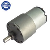 37mm 10kgf. Cm 12V DC Electric Motor with Reduction Gear