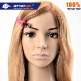 Custom Skin and Lace Front Ladies Real Human Hair Wig