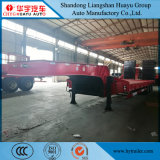 Lowbed/Low Loader Heavy Truck Trailer Ce Tractor Trailer