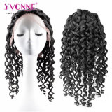 Wholesale Human Hair Wig Natural Black Lace Wig