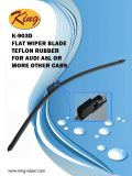 Quality Frameless Wiper Blade for Audi A8l, Exact Fit Type, Teflon Coating