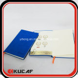 Debossed Logo Thermo PU Cuadernos/Cahier/ Note Book Suppliers