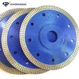 Wet Cut Diamond Cutting Disc for Ceramic