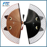 Hot Sale Cat Folding Hand Fan Wedding Party Creative Gift