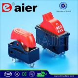 3pin off-on-on Hair Dryer Rocker Switch