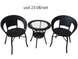 Outdoor Garden Furniture Hotel Office Restaurant Dining Rattan Chair