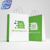 Custom Cheap Promotion Packing Logo Printing Custom Paper Bags