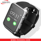 Heart Rate Pulse Monitor Ios/Android Bluetooth Smart Watch with SIM/Camera