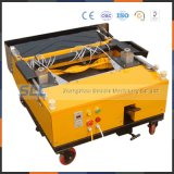 Custom Size Stainless Steel Auto Cement Rendering Machine for Block Wall