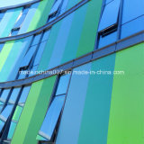 Curtain Wall Exterior Facade Decorative Wall Panel Pre-Finished Fiber Cement Board