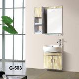 Wholesale American Simple Style PVC Bathroom Sanitary Ware Cabinet
