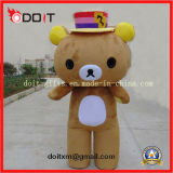 Cartoon Adult Teddy Bear Sport Mascot Costume