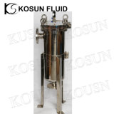 Stainless Steel Side Entry Bag Filter Housing