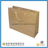 Kraft Paper Shopping Bag (GJ-Bag190)