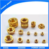 Brass Machining Harware Knurled Nuts
