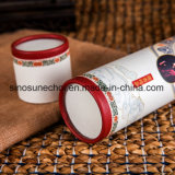 Eco-Friendly Hot Sale Coffee Tea Packaging Cylinder Tube Round Box with Competitive Price