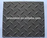 Lower Price Hot Rolled Steel Coil/Plate/Galvanized Steel Chequered Steel Plate 2.5-20mm Thickness with Many Patterns