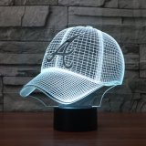 Special Design 3D MLB Cap Table Desk Light