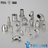 Stainless Steel Socket Fitting (Threaded pipe fittings)