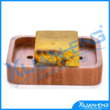 Bamboo Soap Holder Box Bathroom Accessories Wholesale