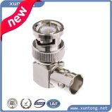 90 Degree BNC Male to Female BNC Adapter