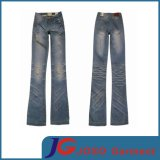 Gril New Type Long Straight Size Jeans (JC1367)
