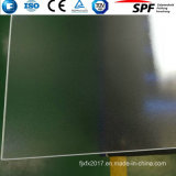 Anti Reflective Coated Low Iron Tempered Solar Glass with Good Price