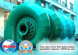 Axial Flow Hydro-Turbine for Power Generation
