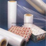 High Quality & Crystal Clear Plain / Colored PVC Heat Shrink Film