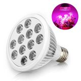 LED Global Bulbs LED Grow Light for Indoor Plant