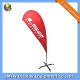 Custom Design Teardrop Flying Banner