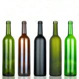 FDA Certificated Empty Glass Wine Bottle with Stopper/Cork