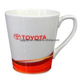 Promotional Unique Shape Cheap Ceramic Coffee Mugs