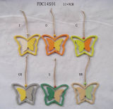 Easter Spring Butterfly Hanger Craft Decoration