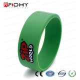 Rewearable NFC Ntag215/216 Silicone Wristband