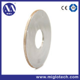 Customized Vitrified Bonded Groove CBN and Diamond (PCD) Grinding Wheel (Gw-100049)